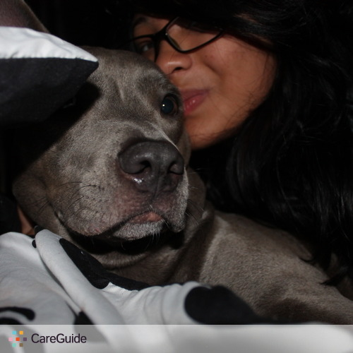 Pet Care Provider Gabby C's Profile Picture