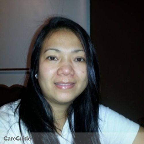 Canadian Nanny Provider Amelia Gabriel's Profile Picture