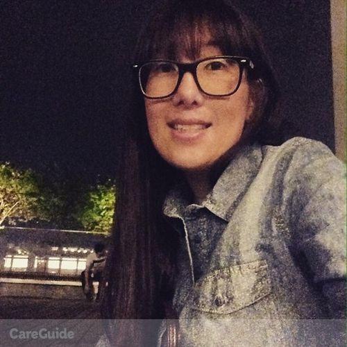 Canadian Nanny Provider Camila Nakashima's Profile Picture
