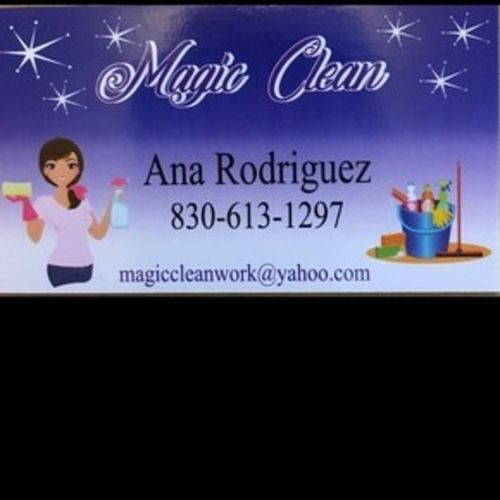 Housekeeper Provider Ana R's Profile Picture