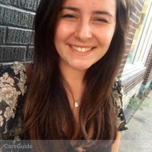 Canadian Nanny Provider Rachel F's Profile Picture