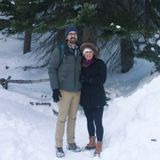Looking for an adventurous photographer for a winter elopement in Banff National Park!