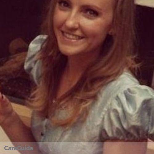 Canadian Nanny Provider Alice Taylor's Profile Picture