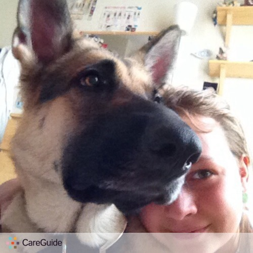 Pet Care Provider Freya Muehlbauer's Profile Picture