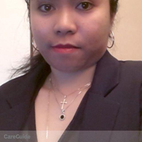 Canadian Nanny Provider Lea Avergonzado's Profile Picture