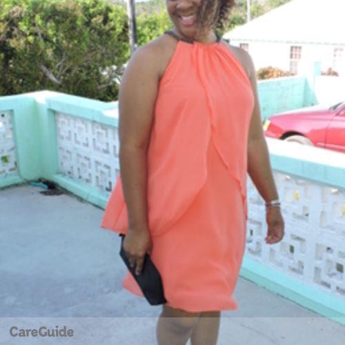 Canadian Nanny Provider Sonia Anderson's Profile Picture