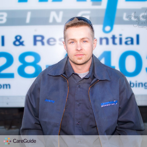 Plumber Provider Jeremy S's Profile Picture