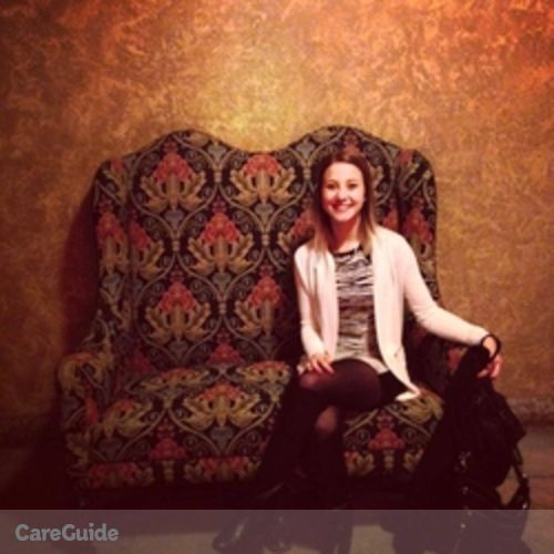 Canadian Nanny Provider Payton C's Profile Picture
