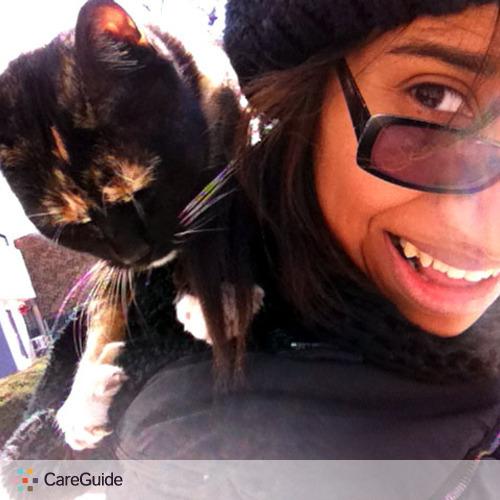 Pet Care Provider Pascale J's Profile Picture