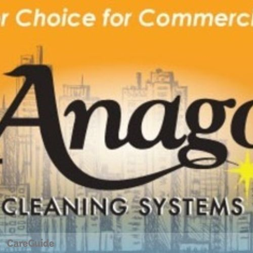 Housekeeper Provider Anago cleaning services A's Profile Picture