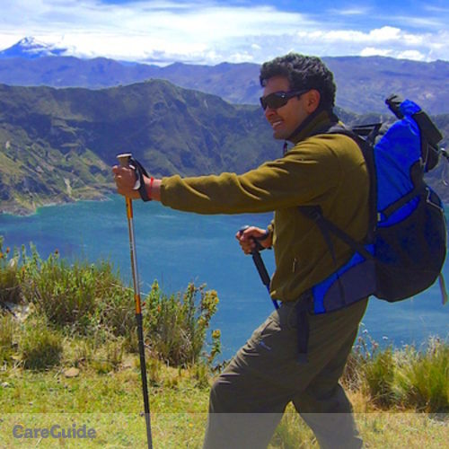 House Sitter Provider Diego Altamirano's Profile Picture