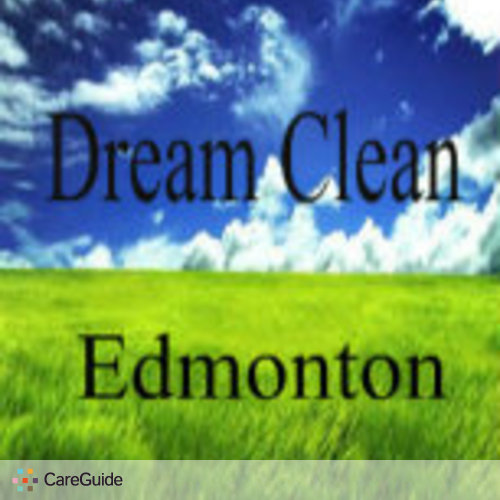 Housekeeper Provider Dream CleanYEG's Profile Picture