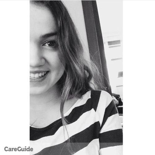 Canadian Nanny Provider Sophia Kinch's Profile Picture
