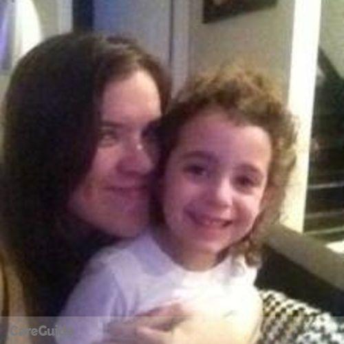 Canadian Nanny Provider Aline S's Profile Picture