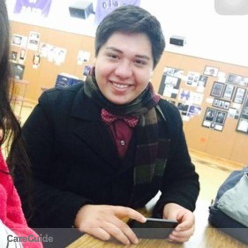 Child Care Provider Ray Ramos's Profile Picture