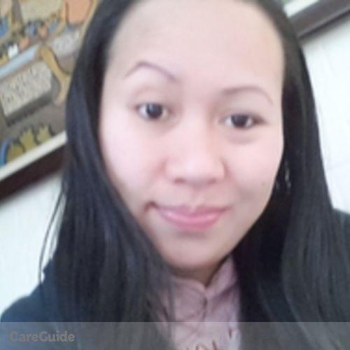 Canadian Nanny Provider M Estrada's Profile Picture