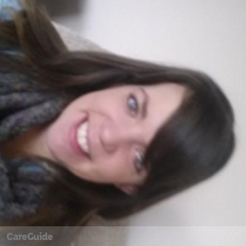 Canadian Nanny Provider Michelle Brogan's Profile Picture