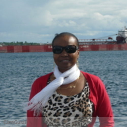 Canadian Nanny Provider Phyllis Neal's Profile Picture