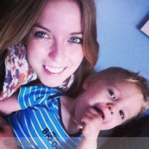 Canadian Nanny Provider Alexandra DaPrato's Profile Picture