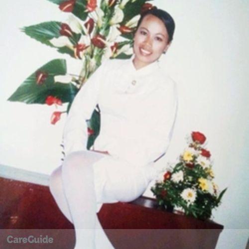 Canadian Nanny Provider Irishane P's Profile Picture