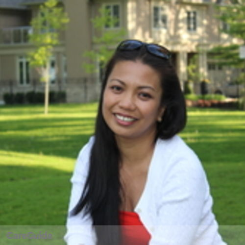 Canadian Nanny Provider Charina Isabelle M's Profile Picture