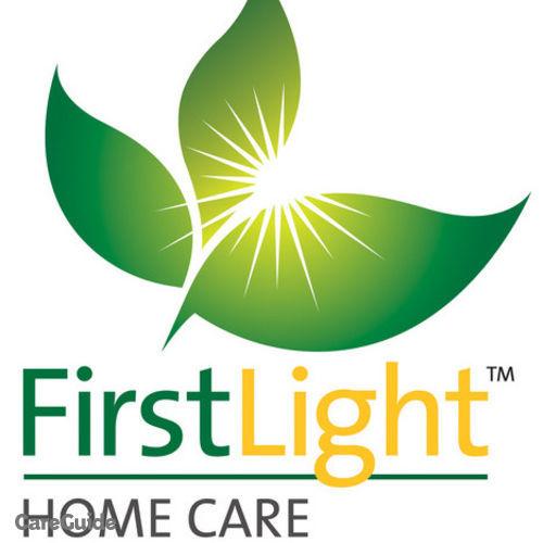 Elder Care Job FirstLight HomeCare's Profile Picture