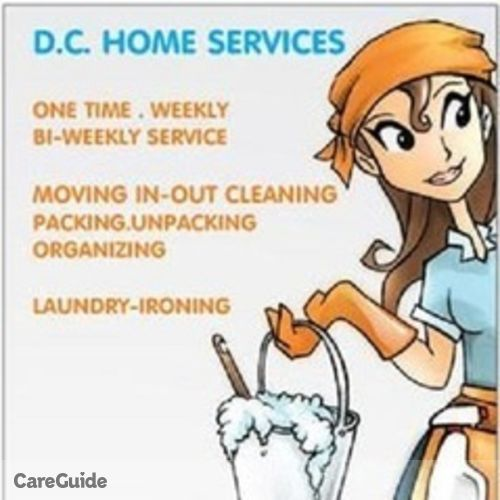 Housekeeper Provider Dc Home Services's Profile Picture