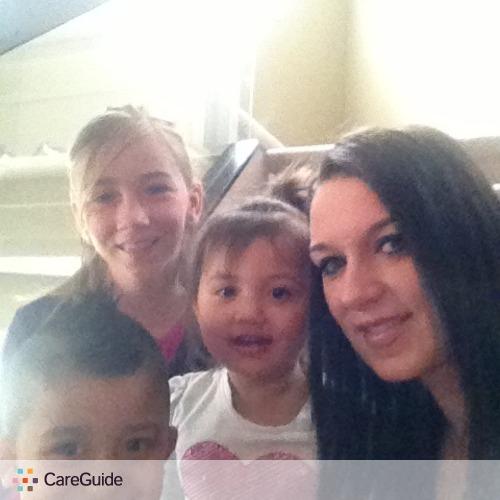 Child Care Job Aleigha Scott's Profile Picture