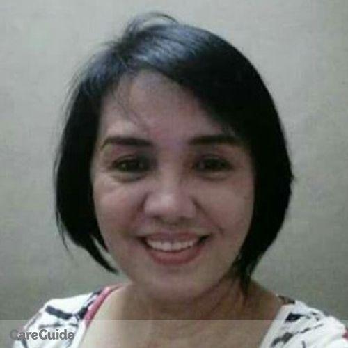 Canadian Nanny Provider Rosalyn Mangonon's Profile Picture