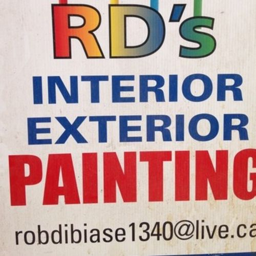 Painter Provider Rob Dibiase's Profile Picture