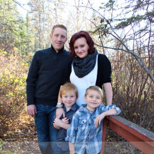 Canadian Nanny Provider Amanda Laramee's Profile Picture
