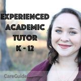 Experienced Early, Middle & Senior Years Tutor