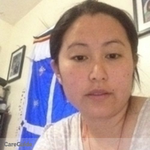 Canadian Nanny Provider Yeshi P's Profile Picture