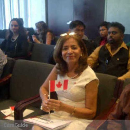 Canadian Nanny Provider Amanda Acosta's Profile Picture