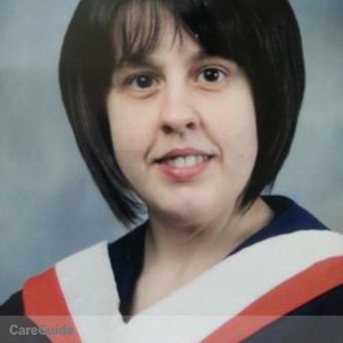 Canadian Nanny Provider Tammy 's Profile Picture