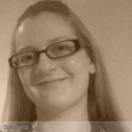 Canadian Nanny Provider Jennifer Hamilton's Profile Picture