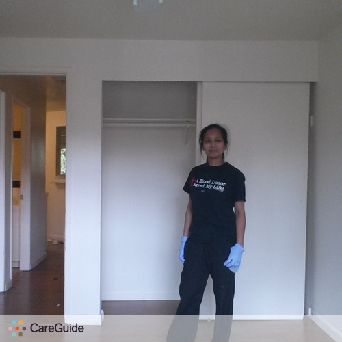 Housekeeper Provider Claire N's Profile Picture