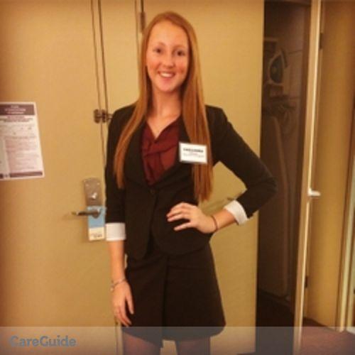 Canadian Nanny Provider Cassie Robinson's Profile Picture