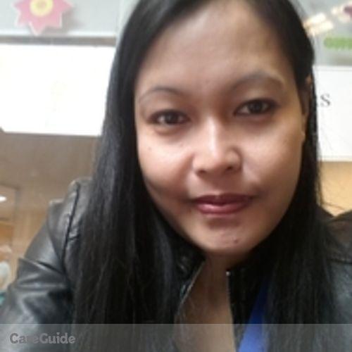 Canadian Nanny Provider Marites J's Profile Picture