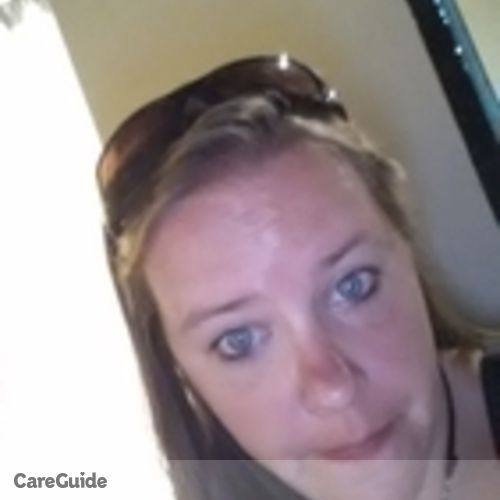 Canadian Nanny Provider Leah Harrison's Profile Picture