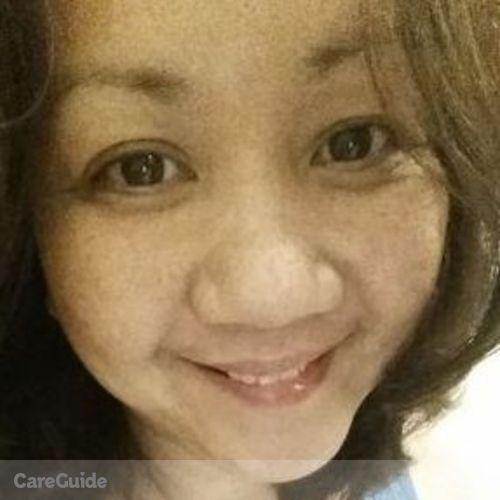 Canadian Nanny Provider Maria Ana Manuel's Profile Picture