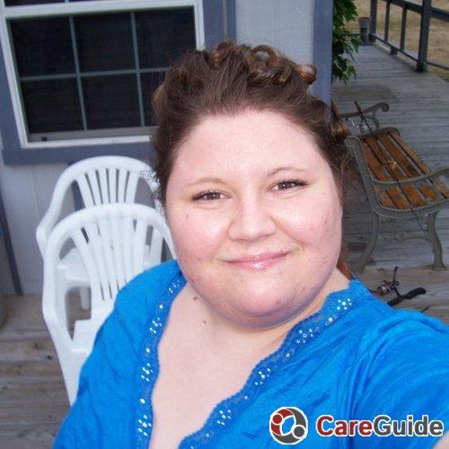 Child Care Provider Megan Lievsay's Profile Picture