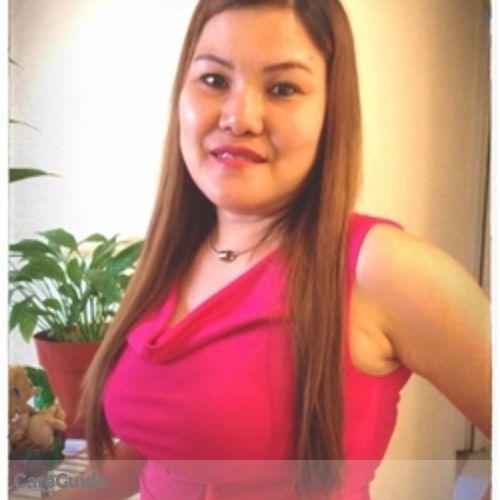 Canadian Nanny Provider Leny Galuno's Profile Picture