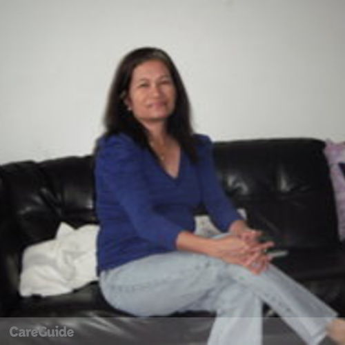 Canadian Nanny Provider Cecile Bigot's Profile Picture