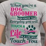 I've groomed dogs over half my life. Yes I'm 60. But with that comes knowledge that can only been learned from experience