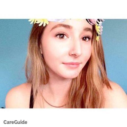 Canadian Nanny Provider Kayla Jenkins's Profile Picture