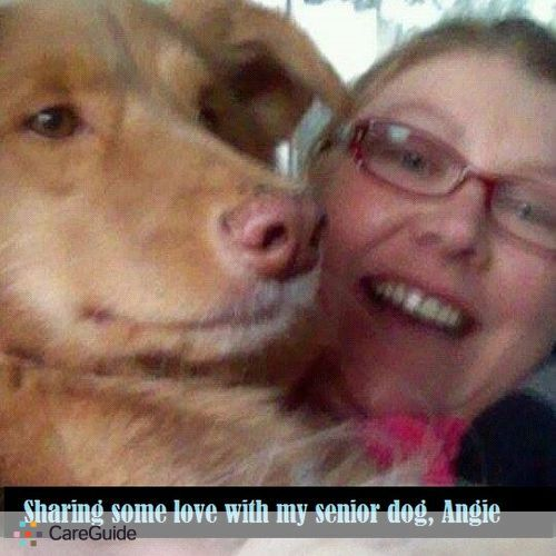 Pet Care Provider Christie Jones's Profile Picture