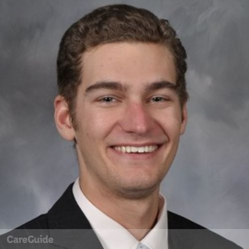 Pet Care Provider Cooper Hasselbrink's Profile Picture
