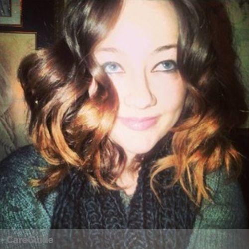 Canadian Nanny Provider Victoria Selby's Profile Picture