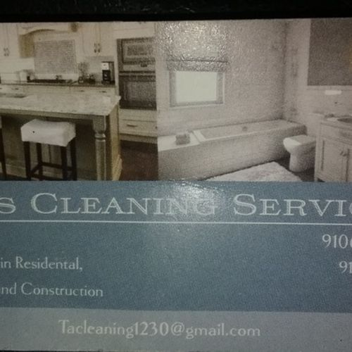 Housekeeper Provider Tina S's Profile Picture